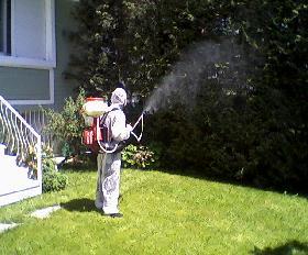 Böcek İlaçlama firması