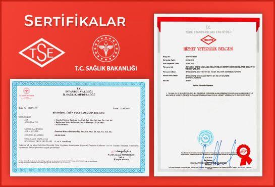 sertifikalı ilaçlama